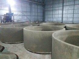 Железобетонные изделия - Кольца бетонные для септика, крышки, днища с…, 0