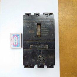 Электрические щиты и комплектующие - Автоматический выключатель электрический, 0