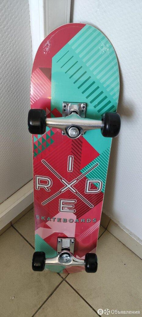 Скейтборд RIDEX MARSHMELLO 31″X8″ по цене 2200₽ - Скейтборды и лонгборды, фото 0