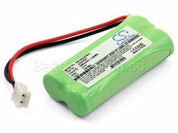 Аккумуляторы - Аккумулятор для радиотелефона teXet TX-D7455A, 0