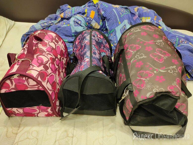 Четыре сумки переноски для животных б.у по цене 1000₽ - Транспортировка, переноски, фото 0