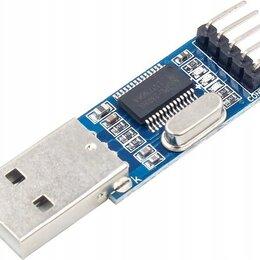 Прочее оборудование   - Преобразователь USB - UART RS232 TTL чип PL2303HX, 0