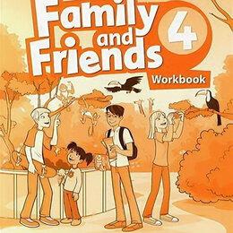 Обучающие плакаты - Family and Friends Second Edition 4 Workbook, 0