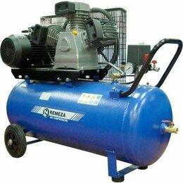 Воздушные компрессоры - Компрессор ременной Remeza СБ4/С-200.LB40, 0