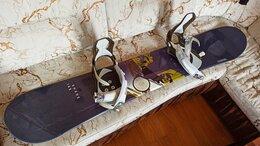 Сноуборды - Сноуборд Salomon Shade 165 с крепами, 0