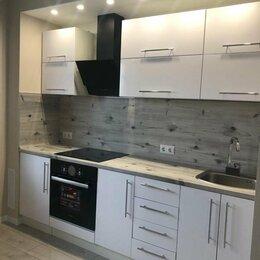 Мебель для кухни - Кухня модульная  2.5м Белый глянец, 0
