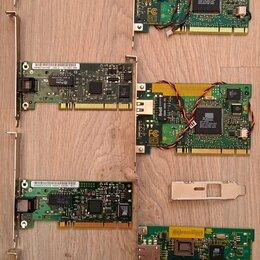 Сетевые карты и адаптеры - Сетевая карта Intel и 3Com, 0