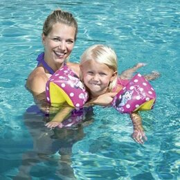 Аксессуары для плавания - Нарукавники для плавания «Малышка Минни» от 3-6…, 0