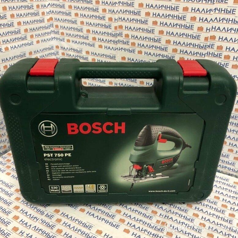 Лобзик bosch 750pe по цене 3500₽ - Лобзики, фото 0
