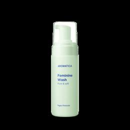 Средства для интимной гигиены - Нежная пенка для интимной гигиены AROMATICA Pure   Soft Feminine Wash, 0