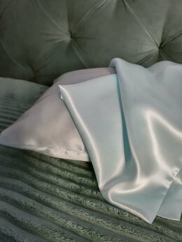 Постельное белье - Шелковое постельное белье из 100% натурального…, 0