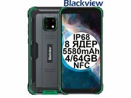 Мобильные телефоны - НОВЫЕ Blackview BV4900 Pro Green IP68 8ядер…, 0