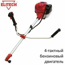 Двигатели - Мотопривод бензин. Elitech МПС 35/4Т Е1602.003.00, 0