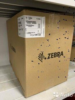 Принтеры чеков, этикеток, штрих-кодов - Термотранферный принтер Zebra ZE500…, 0