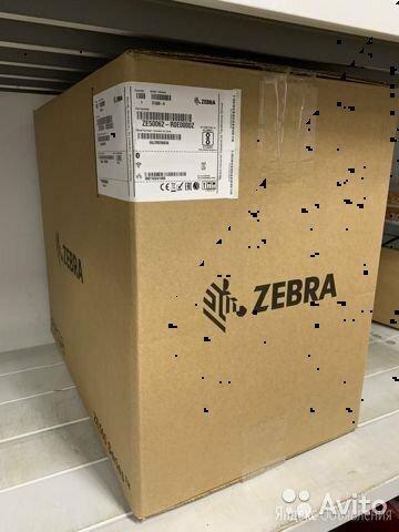 Термотранферный принтер Zebra ZE500 (ZE50062-R0E0000Z) по цене 375000₽ - Принтеры чеков, этикеток, штрих-кодов, фото 0