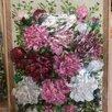 Картина из атласных лпнт по цене 1000₽ - Рукоделие, поделки и сопутствующие товары, фото 4