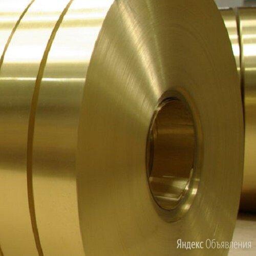 Латунная лента Л63М ГОСТ 2208-2007 по цене 121511₽ - Металлопрокат, фото 0