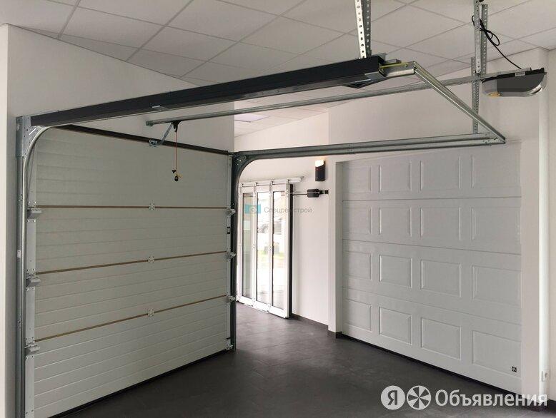 Ворота Секционные alutech 3100*2400 по цене 73100₽ - Заборы, ворота и элементы, фото 0