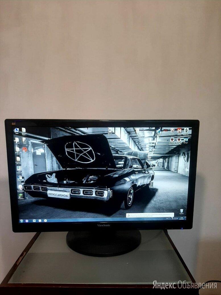 Широкоформатный монитор по цене 5500₽ - Мониторы, фото 0