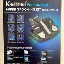 Машинки для стрижки и триммеры - Триммер для стрижки Kemei KM-600 11 в 1, 0