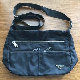 Сумки - Новая сумка на ремне (много карманов), 0
