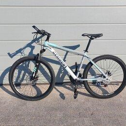 Велосипеды - Велосипед алюминевый, 0