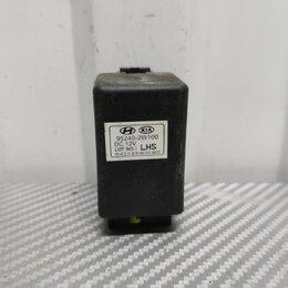 Электрика и свет - Блок электронный Hyundai Solaris RB 1.6 G4FC 2010, 0