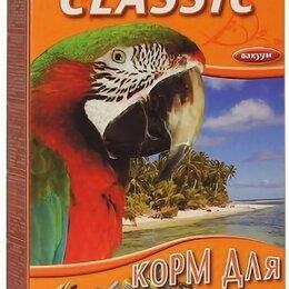Корма - FIORY корм для крупных попугаев CLASSIC 600 г , 0