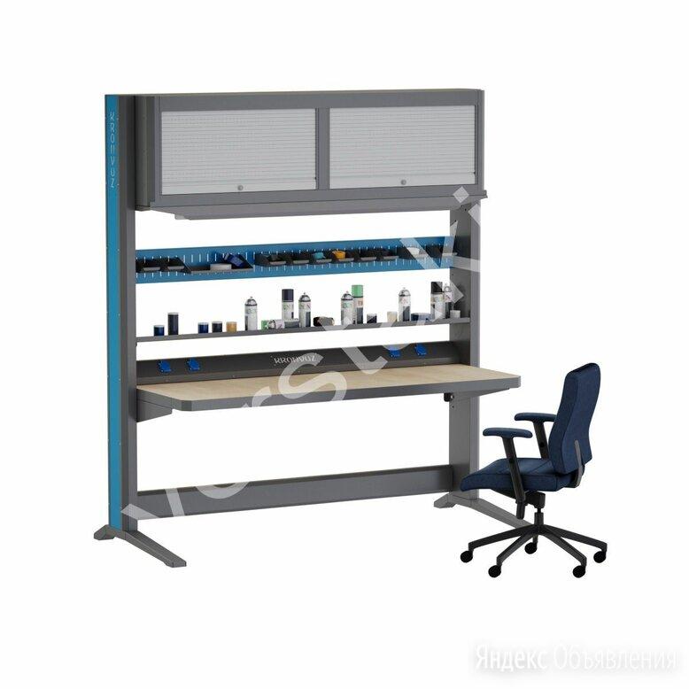 Рабочее место KronVuz Pro WP 5000-LDR по цене 81630₽ - Мебель для учреждений, фото 0