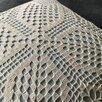 Подушка с кружевной наволочкой / ручная работа по цене 500₽ - Декоративные подушки, фото 2