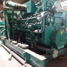 Электрогенераторы и станции - Газопоршневая электростанция 1160 кВт, 0