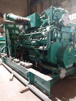 Электрогенераторы - Газопоршневая электростанция 1160 кВт, 0