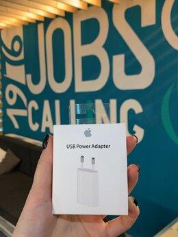 Зарядные устройства и адаптеры - адаптер iPhone 5w, 0