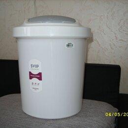 Мусорные ведра и баки - Контейнер (ведро) для мусора новый (12 л), 0