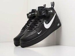 Кроссовки и кеды - Кроссовки Nike Air Force 1 07 Mid LV8, 0