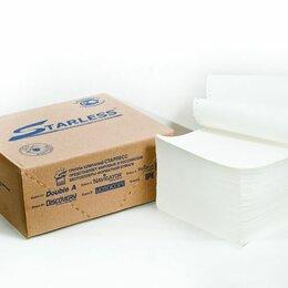 Бумага и пленка - Бумага сфальцованная в стопе с перфорацией, 0