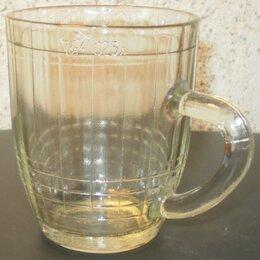 Бокалы и стаканы - Пиво-квасная кружка Уршельского з-да. 250гр, 0