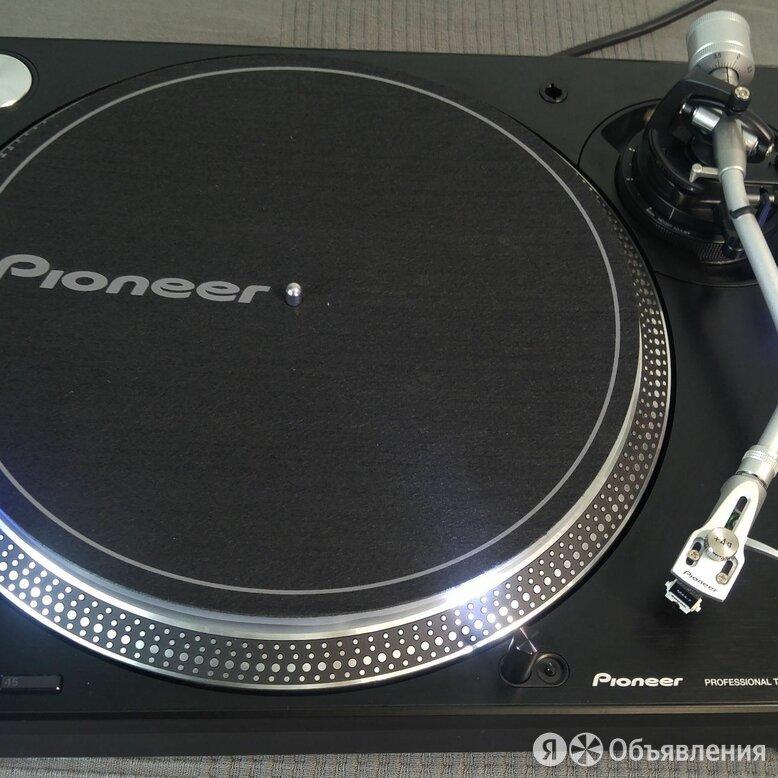 Виниловый проигрыватель Pioneer PLX-1000 по цене 50000₽ - Проигрыватели виниловых дисков, фото 0