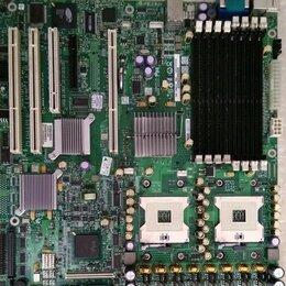 Материнские платы - Материнская плата Intel SE7520BD2 604 и 2 Xeon 3200 MHz, 0