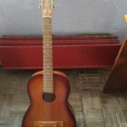 Акустические и классические гитары - Гитара шестиструнная классическая, 0