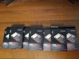 Внешние жесткие диски и SSD - Nvmе SSD Samsung 980 PRO 1000 GB (Новые), 0