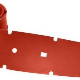 Прочие аксессуары - Скребок резиновый PORTOTECNICA 05917 MPVR передний, 0,35 м, 0