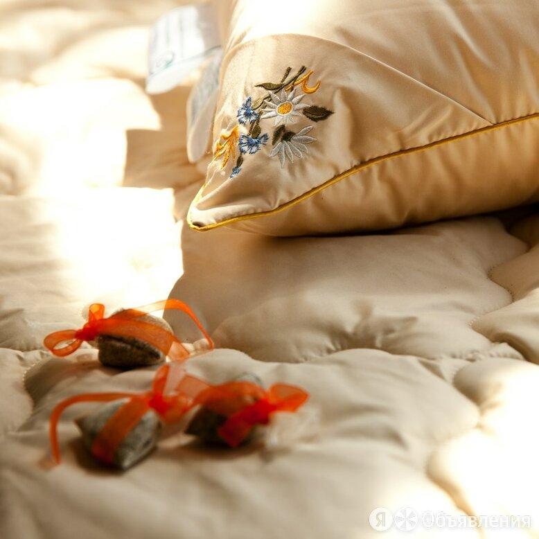 Подушка бамбуковая Natures Цветочное разнотравье Антистресс 68х68 по цене 2456₽ - Постельное белье, фото 0