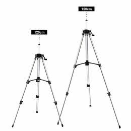 Измерительные инструменты и приборы - Штатив 1,5 м. для лазерного уровня, 0