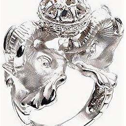 Кольца и перстни - Кольцо Альдзена K-25034_17, 0