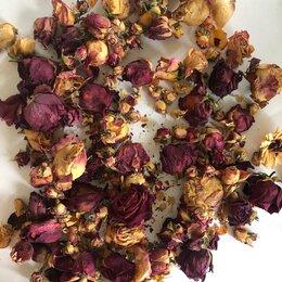 Цветы, букеты, композиции - Сухие бутоны роз, целый пакет , 0
