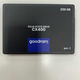 Внешние жесткие диски и SSD - SSD накопитель Goodram CX400 256Gb , 0