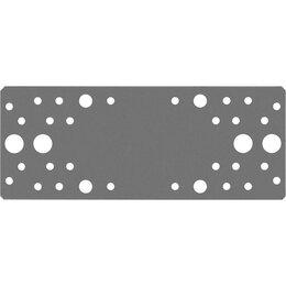 Перфорированный крепеж - Крепежная пластина 200x80 x 2мм, КП-2.0 ЗУБР…, 0