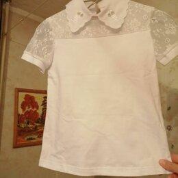 Рубашки и блузы - Школьная блузка, 0