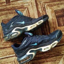 Кроссовки и кеды - Nike air max plus tn hyper blue, 0